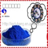 Ultramarine blue marking powder