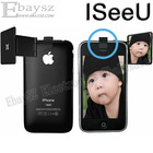 iSeeU,Hot selling,Make for iphone 3G/3GS with Face Time,Make for iphone to take self-shot, iseeu for iphone,icu