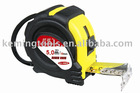 Hot sales tape measure with thicker rubber