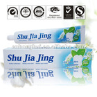 SHUJIAJING 160g toothpaste flavour with mint