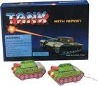Tank W/Report (Fireworks,Firecrackers)