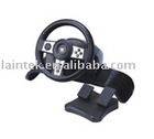 Game wired racing wheel for ps2/ps3/pc sonsole
