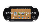 4.3 inch Multimedia portable Android game player, 4.3 inch smart game player