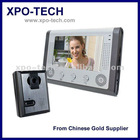 CA802+VD201 7'' Video Door Entry System