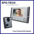 CA802+VD201 7'' Video Door Entry System