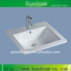 bathroom ceramic hand wash basin