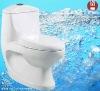 Ceramic S-trap Washdown Sanitary Ware