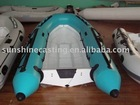 TCS-360 series inflatable boat