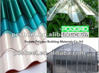 Corrugated sheet(polycarbonate sheet)/PC sheet