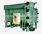 Direct fired absorption chillers