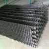 Welded concrete wire mesh panels