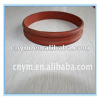Red silicone sealing ring fpr dust removal