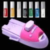 DIY Nail Art Printing Stamping Machine Template Polish nail printer