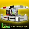 Jewllery Kiosk Showcase Glass Counter