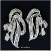 ladies elegant 925 sterling silver earring.factory and manufacture QFE021