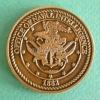 2012 brass challenge coins