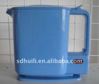 Blue Plastic Electric hot water kettle1.2L