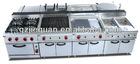 Free Standing Luxury Gas Combination Cooking Ranges/Kitchen Equipment