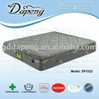 High class coir fabric pocket spring latex mattress