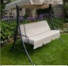 deluxe swing chair & bed