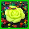 Factory cost flower crystal soil expand 600% of size assorted colors&style air-freshener