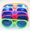 plastic novelty glasses/ party glasses/cheap glasses/ new glasses/Crazy glasses