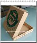 brown colour pizza box(hot sale one)