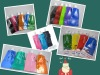 Wholesale Foldable water bottle for outdoor soft reusable water bag bottle,