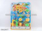 mini plastic fish toy