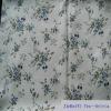100% rayon fabric, retro pattern, small broken flower, pretty for women's shirt, skirt, pajama, garment