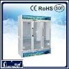 1000L Two Door cake display fridge/ Vertical Displays/display fridgefor Juice