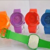 jelly watch fashion