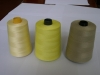 Spun Polyester Thread Without Knots