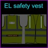EL light up el safety vest / uniform