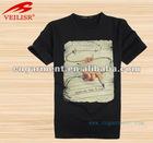 Fashion branded printing t-shirt