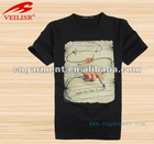 Fashion branded printing t-shirt