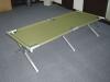 Aluminium alloy foldable military Camping Bed