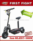 2012 Newest electric 2 wheel scooterES17-1000W)