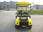 electric golf carts,48V/4KW,6 Passenager