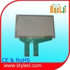 touch screen for medical equipment