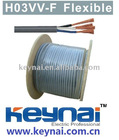 H05V-K PVC Insulated Single Wire