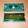 Character LCD Display Module Yellow Green Verdant 16*2,16x2,1602