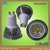 110v/220v gu10 led dimmable light