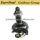 2012 newest 360 degrees remote control 7'' Color CCD underwater digital camera CR110-7(B)