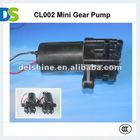 CL002 Mini Gear Pump(12/24VDC)
