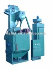 Autmatic shot blasting machine