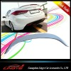 2012 Elantra ABS trunk vertical spoiler with light