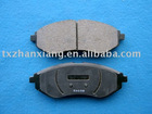 Zhanxiang OEM High Quality Ceramic Brake Pad