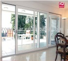 aluminum sliding door with top quality