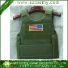 2012 Guangdong 100% Nylon Army Green Military CS Tactical Armoured Vest